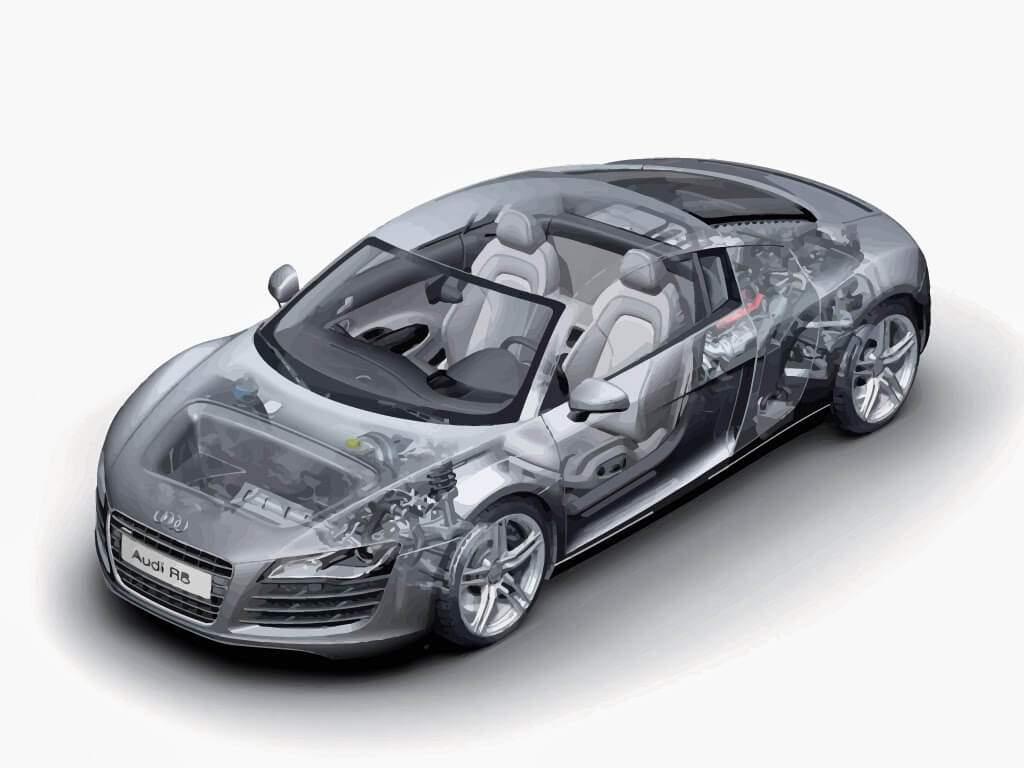 Audi car keys ireland