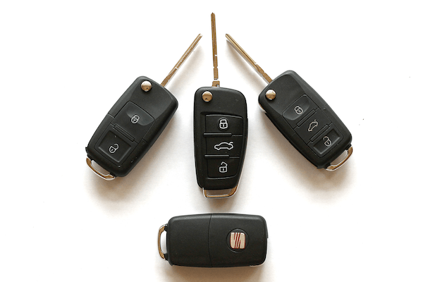 SEAT Replacement Car Keys