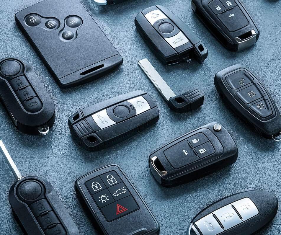 Transponder Keys Repairs & Replacement