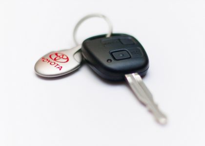Toyota Replacement Car Keys | Car Keys Repair Ireland
