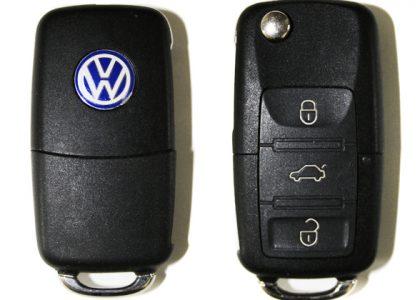 vw key 1
