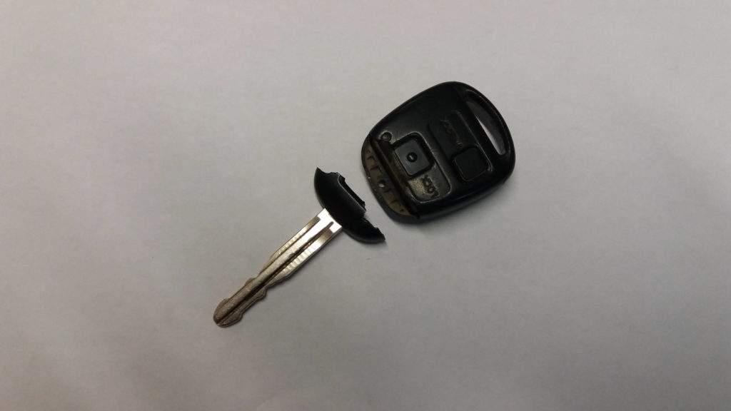 Toyota Corolla Car Keys Repair Or Replacement Car Keys