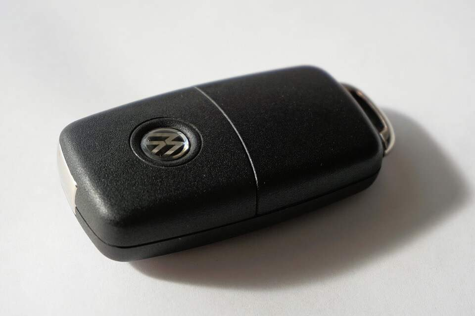 Volkswagen Replacement Car Keys